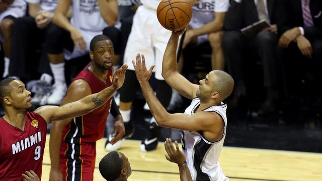 Spurs langs Heat in eerste duel NBA-finale