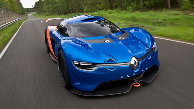 Samenwerking Renault en Caterham van de baan
