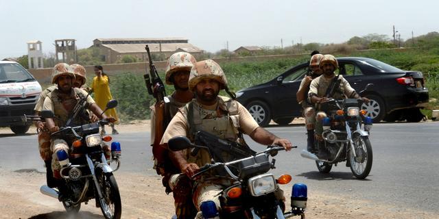 Nieuwe aanval op luchthaven Pakistaanse stad Karachi