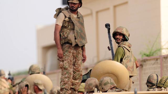 Pakistaanse luchtmacht doodt Talibanstrijders