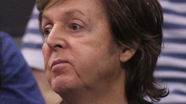 Paul McCartney nog niet fit genoeg voor tour