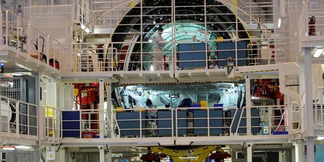 Airbus ontvangt miljardenorder van China Southern