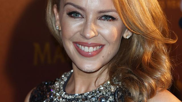 Kylie Minogue in nieuwe film met 'The Rock'