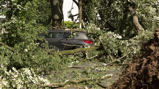 Duits verkeer blijft ontregeld door noodweer