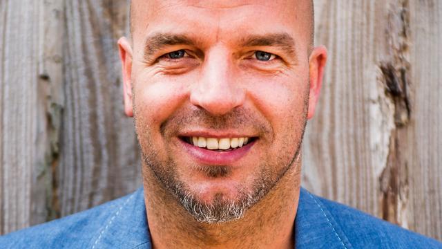 Andy van der Meijde vindt koken 'echt iets voor vrouwen'