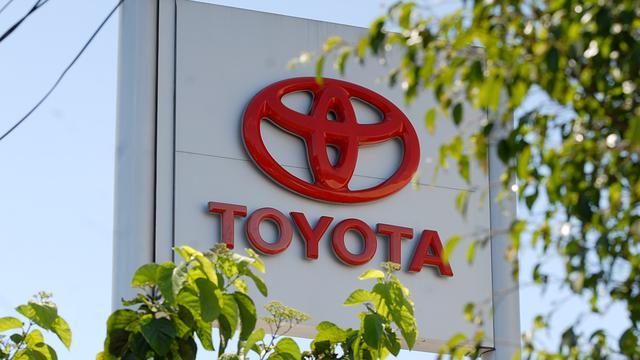 Toyota blijft Volkswagen de baas in verkoop