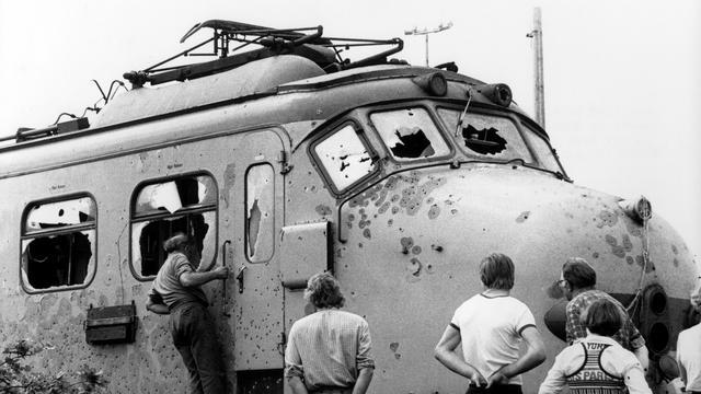 Advocaat bepleit bewijs voor executie van treinkapers De Punt