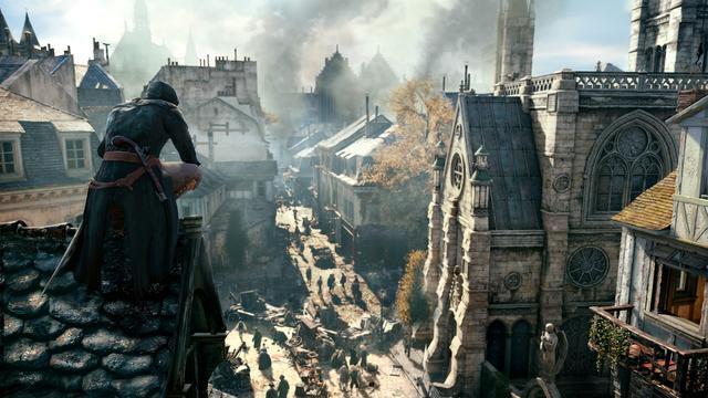 Assassin's Creed Unity krijgt losse game als extra download