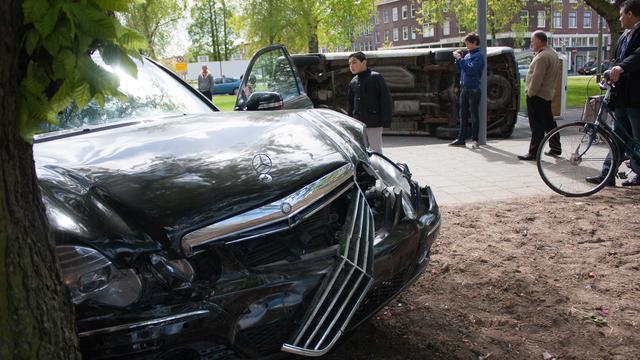 Meeste ongelukken op Brabantse wegen