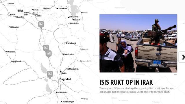 Dit moet u weten over de opmars van ISIS in Irak