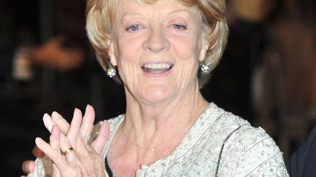 'Koninklijke onderscheiding voor Maggie Smith'