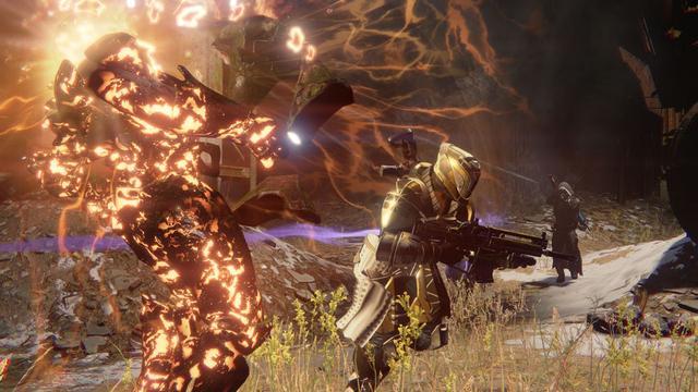 Destiny-bèta door ruim 4,6 miljoen mensen gespeeld