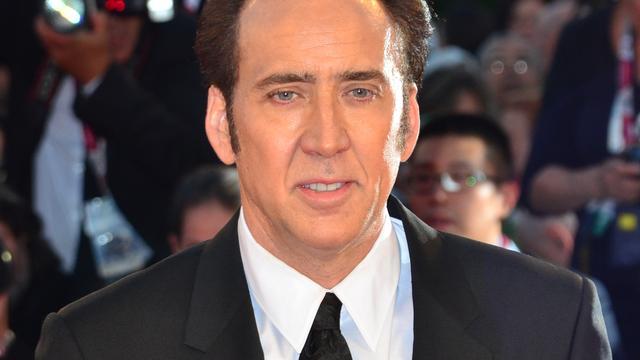 Nicolas Cage na twaalf jaar gescheiden