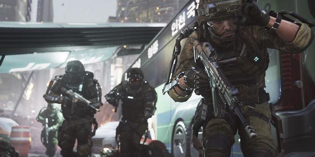 Multiplayer Call of Duty: Advanced Warfare krijgt dynamische maps