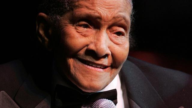 Jazzzanger Jimmy Scott (88) overleden