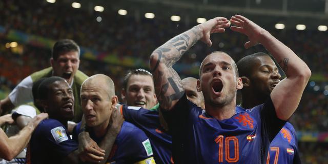 Sneijder: 'Dit hadden we eigenlijk al voorspeld'