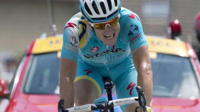 Westra moet Nibali aan geel helpen bij Astana