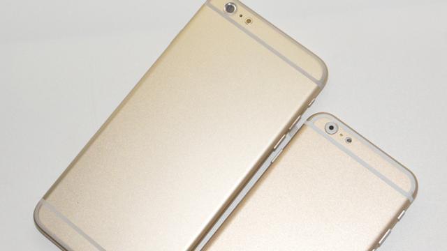 'Samsung levert ook werkgeheugen voor iPhone 6'