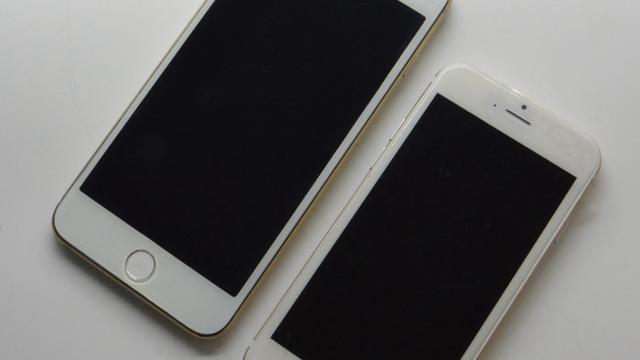 'Kleinere iPhone 6 krijgt geen scherm van saffierglas'