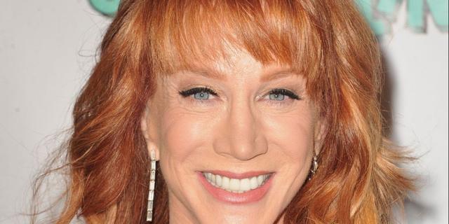 FBI sluit onderzoek naar komiek Kathy Griffin af