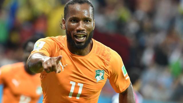 Drogba (36) zet punt achter loopbaan als international