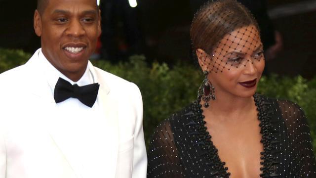 Beyoncé en Jay Z ook samen naar Europa