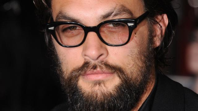 Game of Thrones-acteur Jason Momoa dankbaar voor keuze in filmrollen
