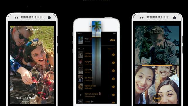 Facebook updatet Snapchat-concurrent Slingshot