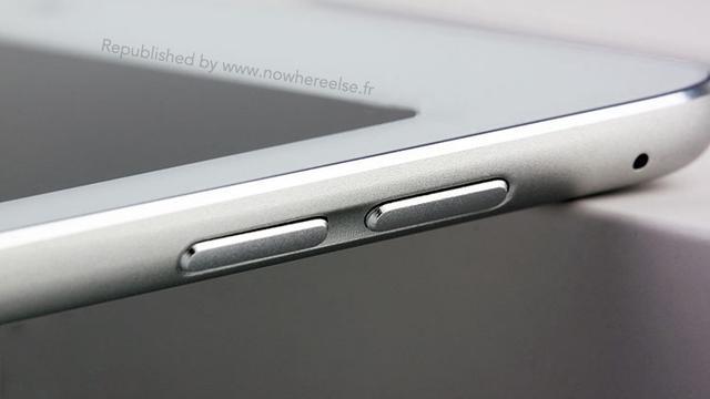 Vermeende iPad Air 2 op foto's te zien