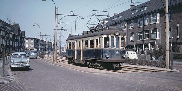 Herbouw historische Blauwe Tram compleet, reconstructie kan beginnen