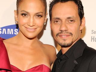 Lopez en Anthony waren tot 2011 zeven jaar met elkaar getrouwd