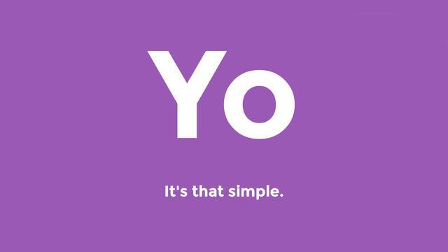 Berichten-app Yo laat iOS-gebruikers links sturen