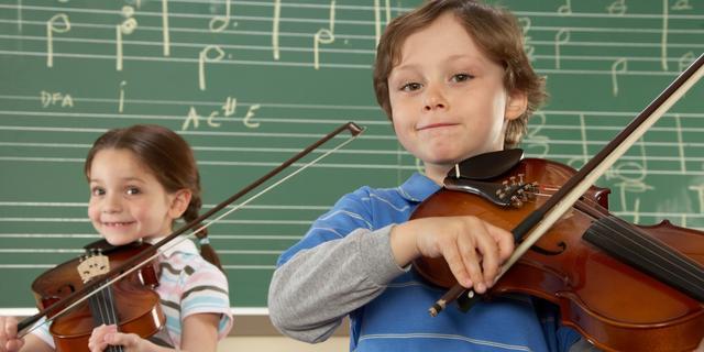 'Muzikaal brein functioneert beter'