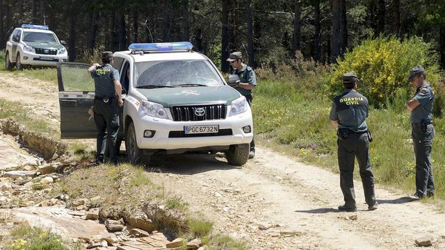 Nederlander vast voor plofkraken in Spanje