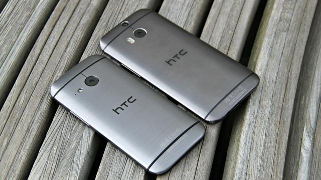 'HTC komt naast One M9 met nog een high-end toestel'