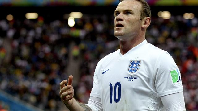 Rooney nieuwe aanvoerder Engels elftal