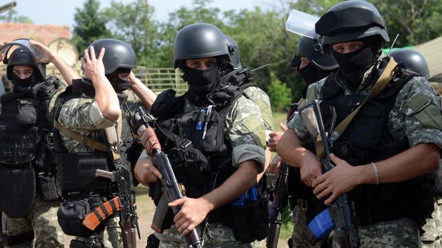 Regering Oekraïne kondigt wapenstilstand van een week af
