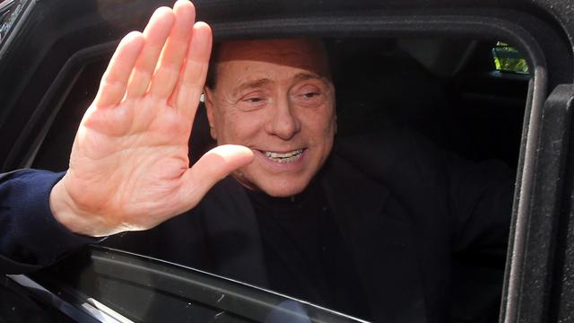 Ex-premier Berlusconi mag eerder stoppen met taakstraf