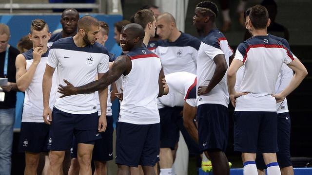 Deschamps ziet Frankrijk als underdog tegen Zwitserland