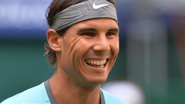 Geblesseerde Nadal ligt op koers voor US Open