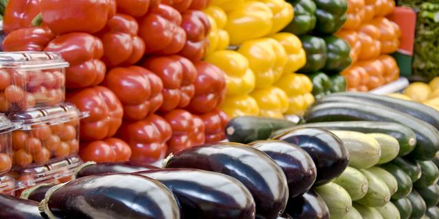 Rusland weert groente en fruit Polen