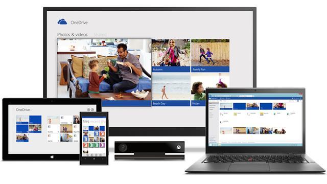 OneDrive-gebruikers mogen beperkte hoeveelheid data delen