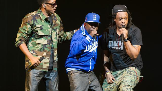 Rapgroep A Tribe Called Quest komt met laatste album