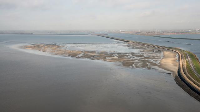 750.000 euro extra nodig voor waterberging Volkerak-Zoommeer