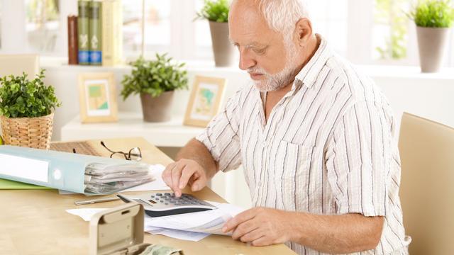 'Koopkracht gepensioneerde repareren is lastig'