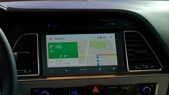 Google maakt telefoons draadloos geschikt voor Android Auto