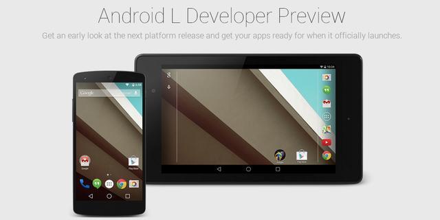 Wat is er nieuw in Android Lollipop?