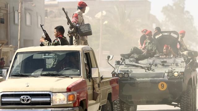 Milities claimen overwinning in Benghazi