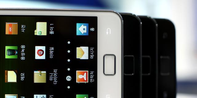 Galaxy S: In vijf toestellen naar de top