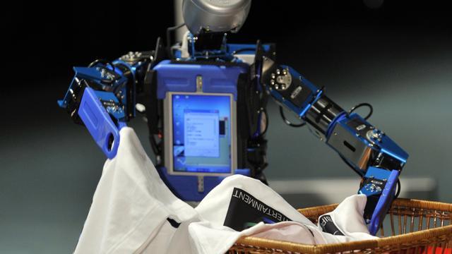 Krijgen robots de broek aan in huis?